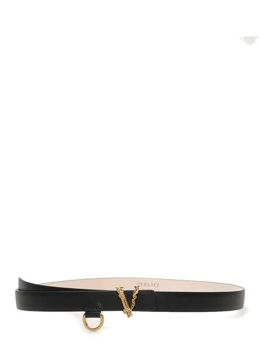 Versace Kemer Siyah